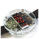 Solder:Time&#8482 - Watch Assembled