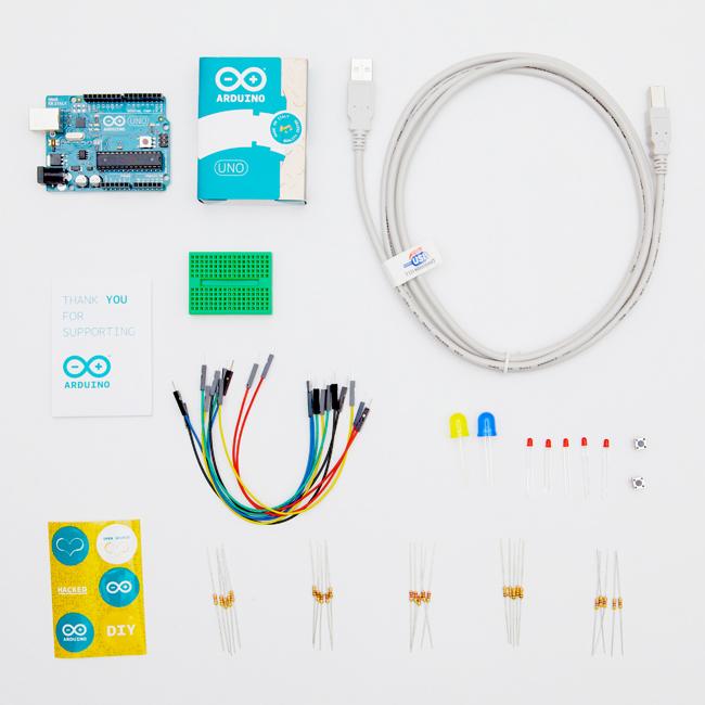 Essential Arduino Starter's Kit