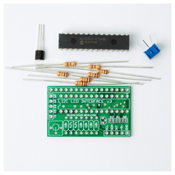 I2C LCD Interface v3 - Kit