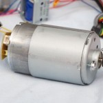 Beefy DC Motor