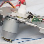 Wide shot - DC Motor, Rotary Encoder