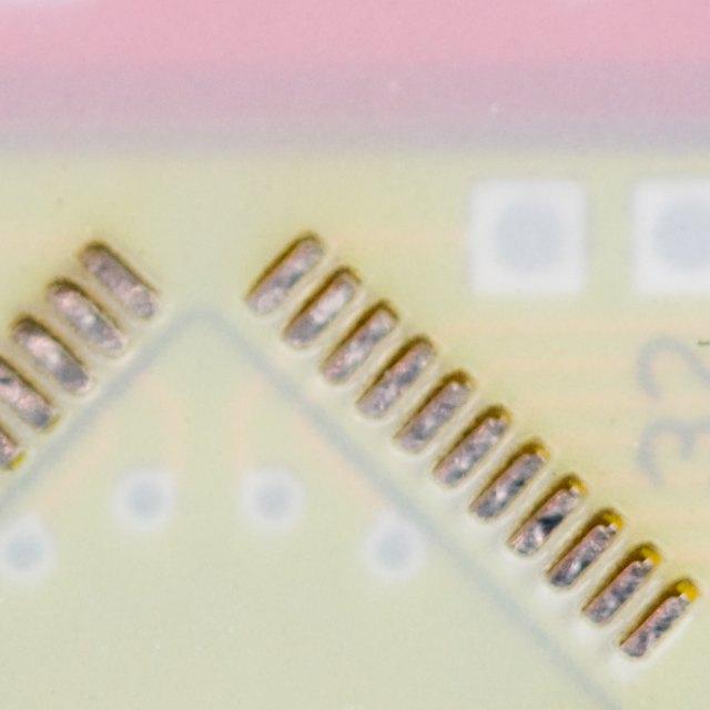 Laser Cut Stenciling for SMT PCB DIY Solder Pasting