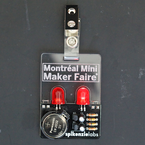 Montreal Mini Maker Faire Learn To Solder For A Dollar SpikenzieLabs