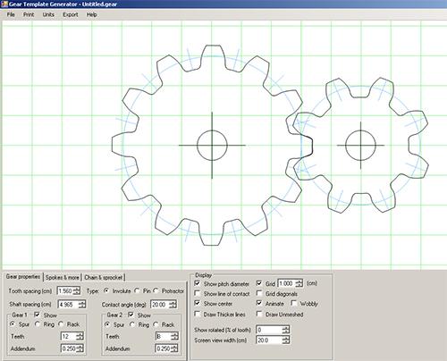 Stepper motor & Acrylic gear play | SpikenzieLabs Blog