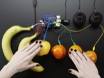 Chapeau Adafruit Capacitive Touch pour Rasp. Pi - Mini Kit