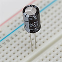 220 uf Electrolytic Capacitor