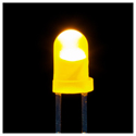 3mm LED Yellow - 25 Pack