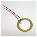Basic Piezo with wire