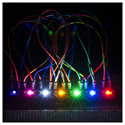LilyPad Rainbow LED Panel (5 strips of 7 colors)