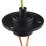 Slip Ring - 6 Wire (2A)