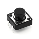 Momentary Push Button Switch - 12mm Square (Big)