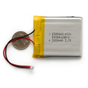 Polymer Lithium Ion Batteries - 2000mAh