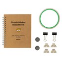 Circuit Stickers LEDs Starter Kit