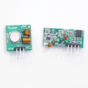 315MHz Wireless Superregeneration Sender and Receiver Modules