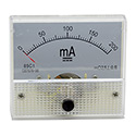 Analog Milliamp Meter (0-200ma)