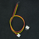 JST Jumper 3 Wire (yellow/black/red) Assembly
