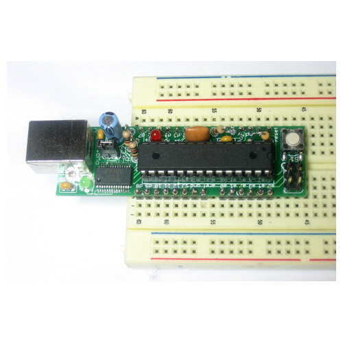 Retired - USB Boarduino (Arduino clone) Kit w/ATmega328 - Click Image to Close