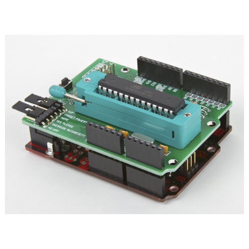 ISP Shield for Arduino - Click Image to Close