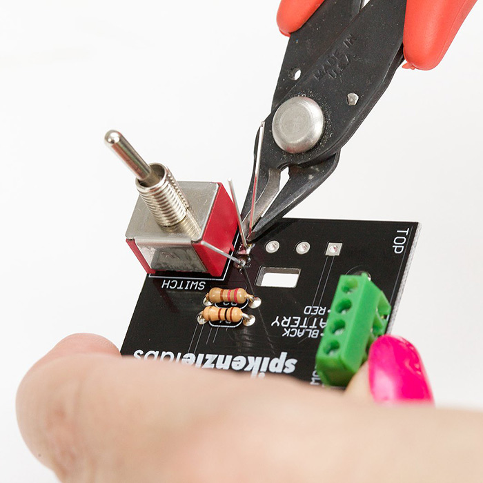The Useless Machine - Kit - DIY Soldering Edition - Click Image to Close