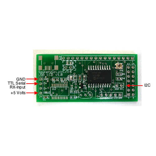 Retired - Message Pump Serial & I2C - Click Image to Close