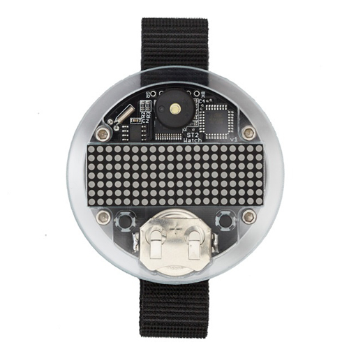 Solder:Time II ™ Watch Kit - Click Image to Close