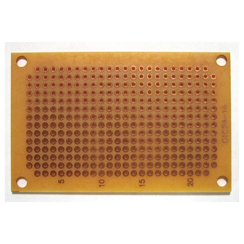 Retired - Multipurpose Circuit Board - 332 holes - Click Image to Close