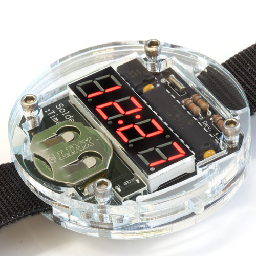 Solder:Time™ - Watch Kit - Click Image to Close