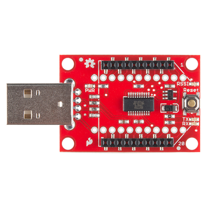 SparkFun XBee Explorer Dongle - Click Image to Close