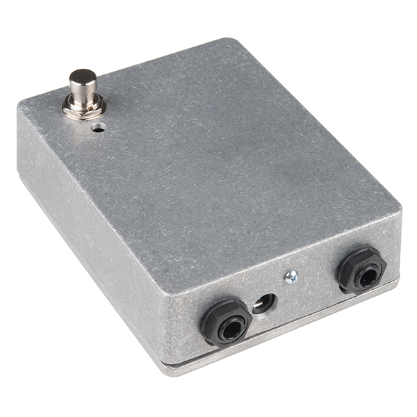 Proto Pedal Enclosure - Click Image to Close