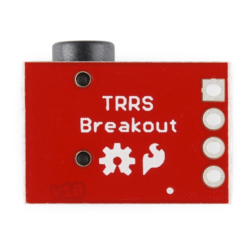 TRRS 3.5mm Jack Breakout - Click Image to Close