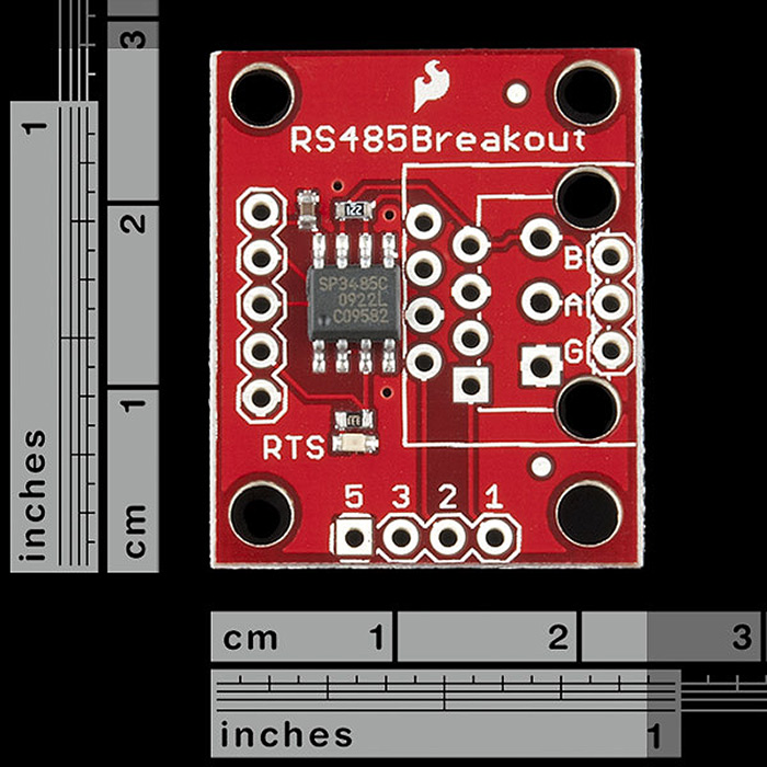 SparkFun Transceiver Breakout RS-485 - Click Image to Close