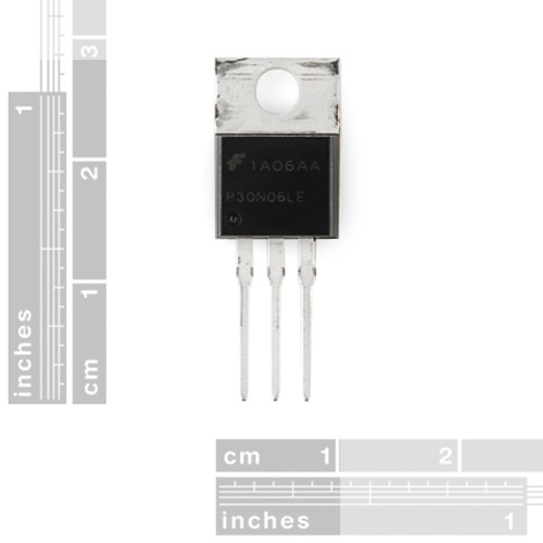N-Channel MOSFET 60V 30A - Click Image to Close