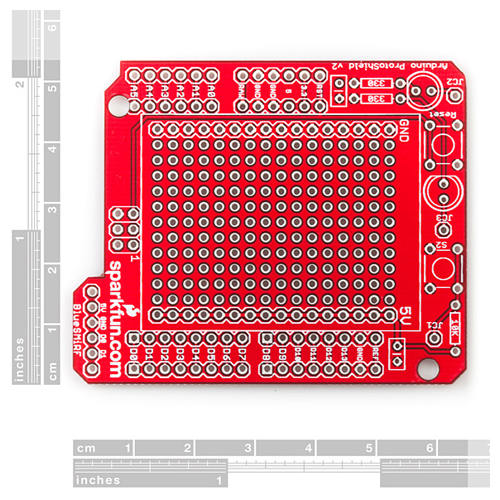 Arduino ProtoShield Kit - Click Image to Close