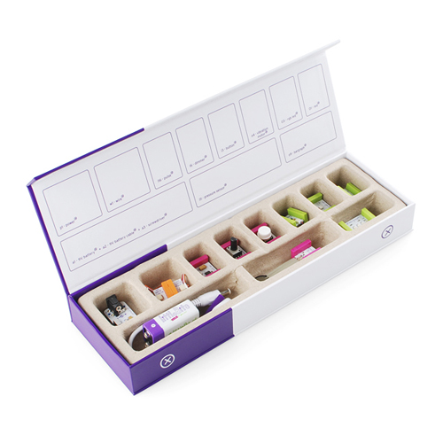 littleBits Starter Kit v0.3 - Click Image to Close