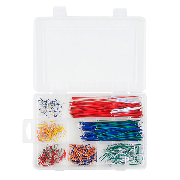 Large Jumper Wire Kit - 700pcs - Click Image to Close