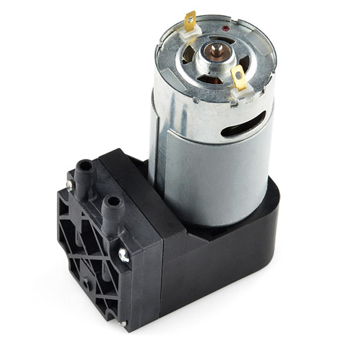 Vacuum Pump - 12V - Click Image to Close