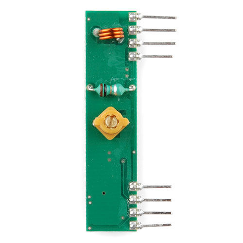 RF Link Receiver - 4800bps (434MHz) - Click Image to Close