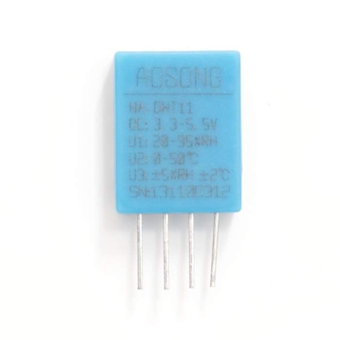 DHT11 Humidity and Temperature Sensor - Click Image to Close