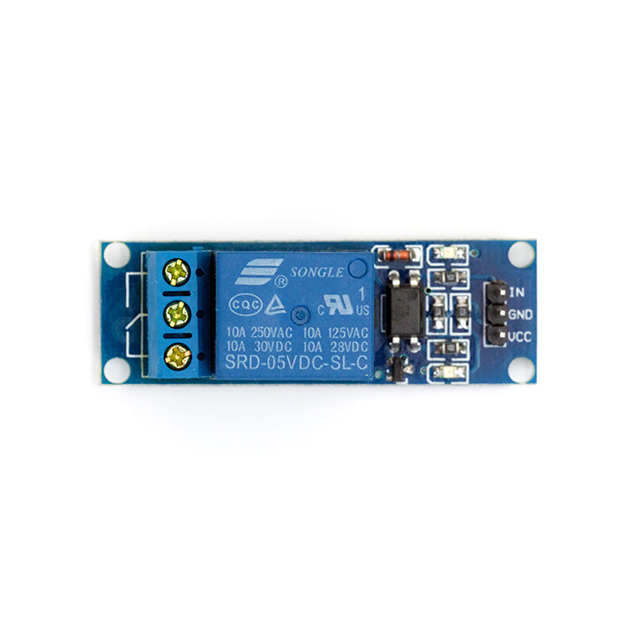 Single Relay - Board 10A - Click Image to Close