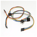"300mm - 11.5"" Cable, 6 Conductors"