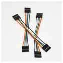 "100mm - 3.5"" Cable, 6 Conductors"