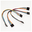 "200mm - 7"" Cable, 6 Conductors"