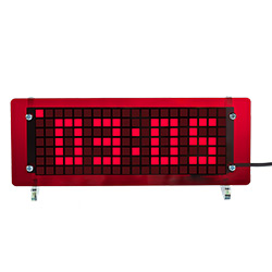 Solder:Time Desk Clock LTE