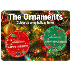 The Ornaments (2 pack)