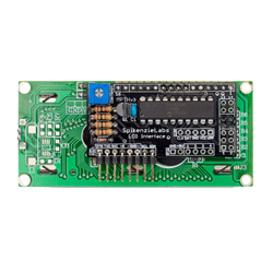 SpikenzieLabs LCD Interface Kit (MPTH v3)