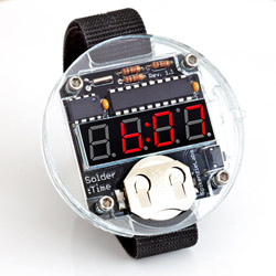 Solder:Time™ - Watch Kit