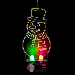 Blinky The Snowman