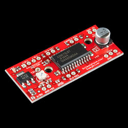 Retired - EasyDriver Stepper Motor Driver