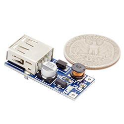 DC to DC 5V Boost Converter