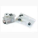 Gear Motor 4 - Clear Servo